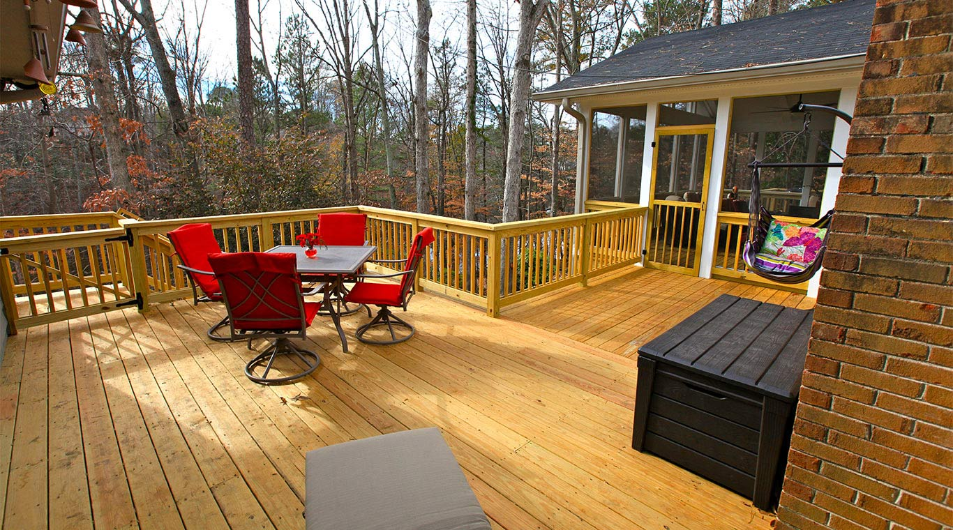 Pressure Treated Lumber Trusted For 40 Years Yellawood
