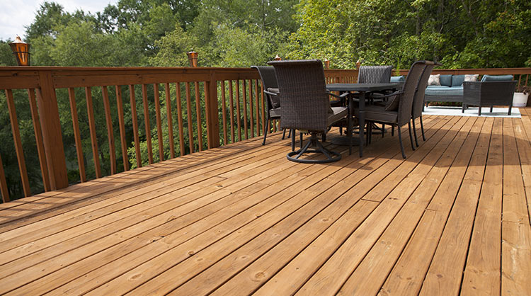 Pressure Treated Corral Boards Fencing | YellaWood