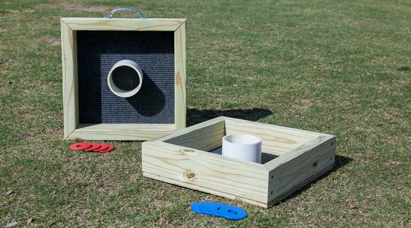 Washer Toss Yellawood