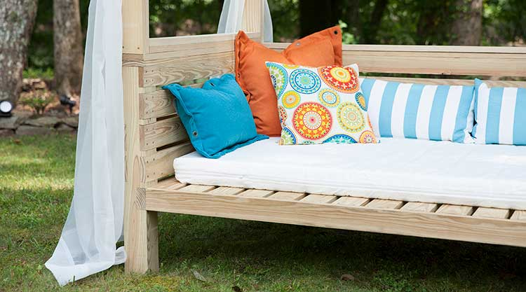DIY Projects YellaWood - Outdoor diy projects