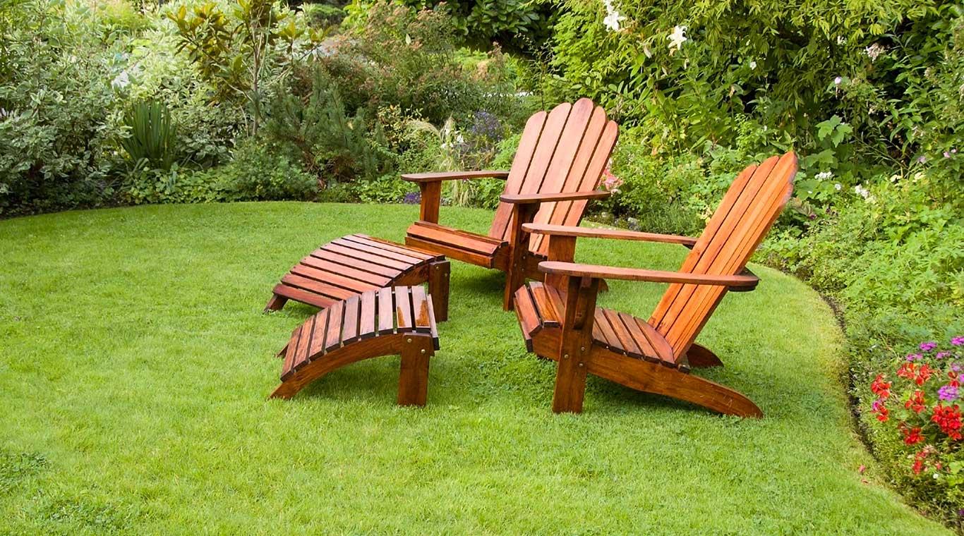 Cool Adirondack Footstool Yellawood Theyellowbook Wood Chair Design Ideas Theyellowbookinfo