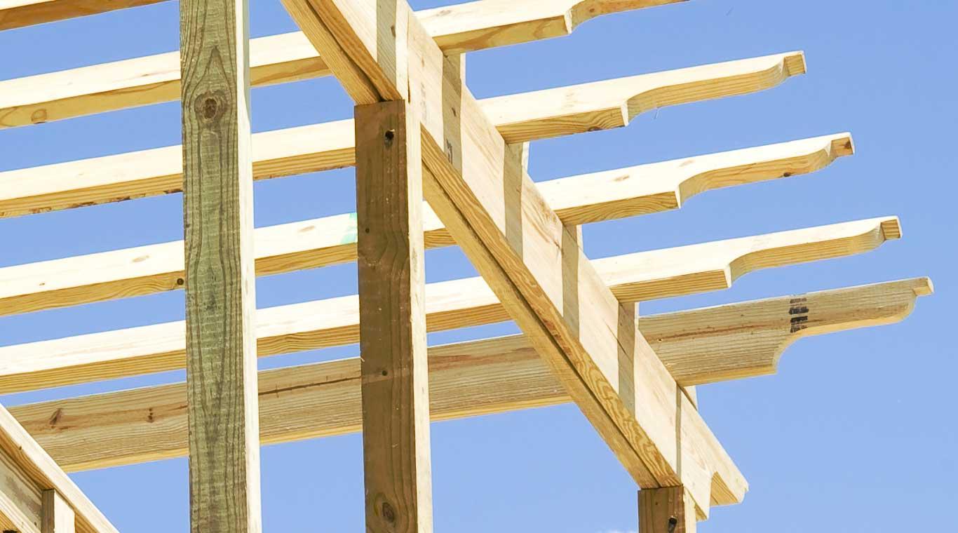 Pressure Treated Dimensional Timbers | YellaWood